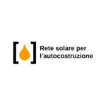 Logo del gruppo di RETE SOLARE PER L'AUTOCOSTRUZIONE